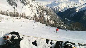 BLAST Europe Ski travel
