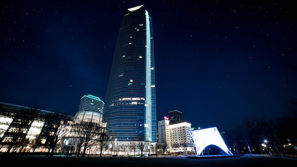 Oklahoma City has the most cases of COVID-19 in Oklahoma. Photo provided by Unsplash.