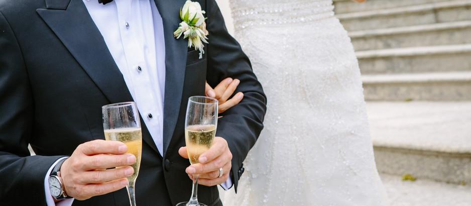 Dapper Wedding Attire