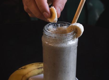 Banana Chocolate Shake (Gf, V)