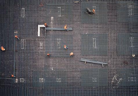 Bina İnşaatı, Betonarme, Donatılar, İşçiler