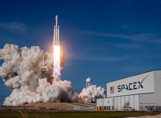 NASA - SPACEX : Here we go again