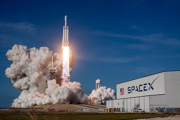 SpaceX Launches 58 Starlink Satellites