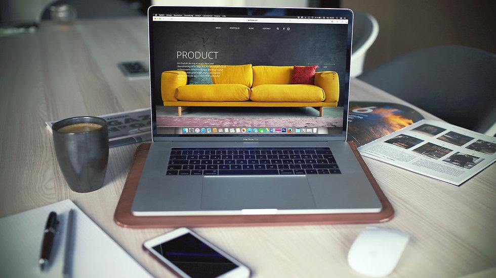 10 Page Website Design