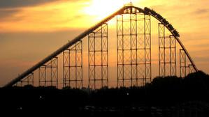 Summer Temperature Roller Coaster?