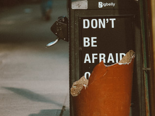 Deconstruction Fear: What will God Think?
