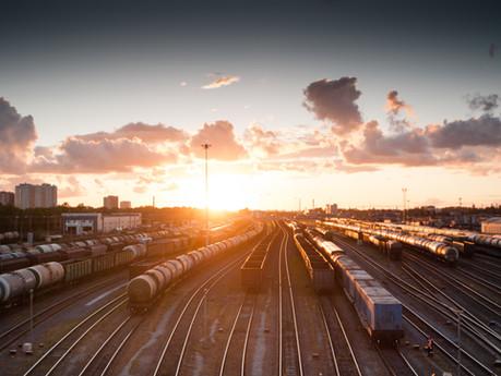 Ile kosztuje transport kolejowy z Chin. Porównanie cen transportu we wrześniu