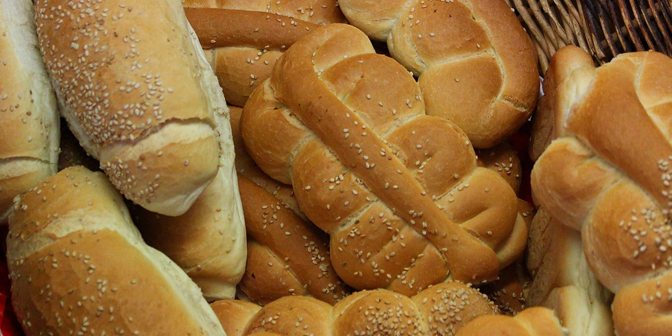 Bread Loaves Giveaway at 4 Locations