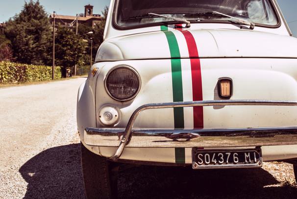 Italian Fiat