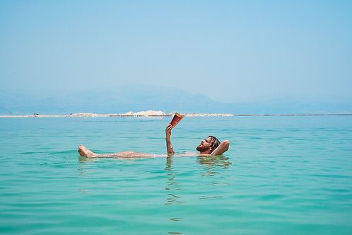 Private Tour to Jordan river +Dead Sea Beach