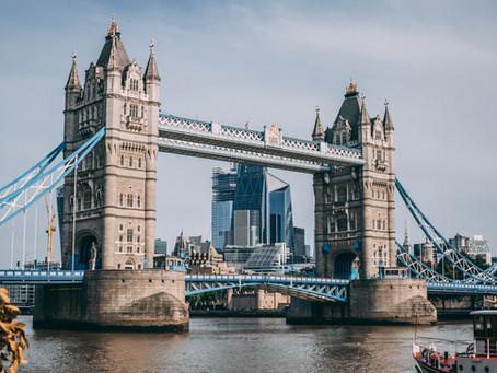 Uma viagem pela capital do Reino-Unido