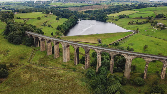 Thornton Viaduct Bradford Tourist Information