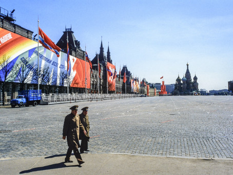 'May 9th is celebrated by the victors' and other pillars of pro-Kremlin disinformation