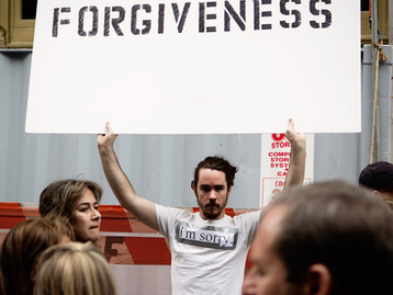 A Framework For Forgiveness and How This Will Help You Grieve (and PS leaders need this the most!)