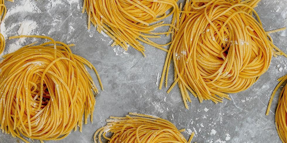Cooking Club: Noodles