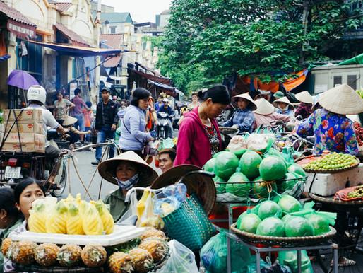 Hanoi Vespa Excursion