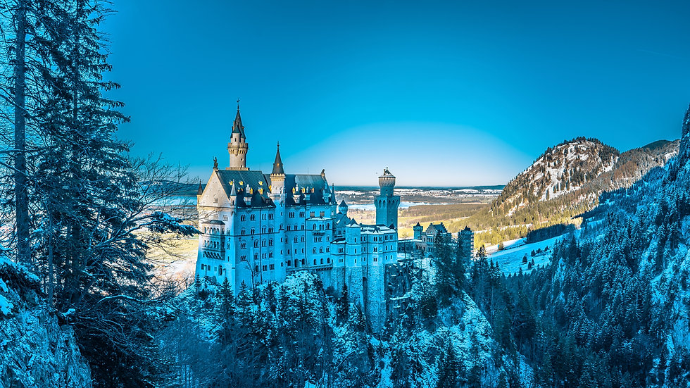 Bavarian Traditions and Majestic Salzburg 11 Days