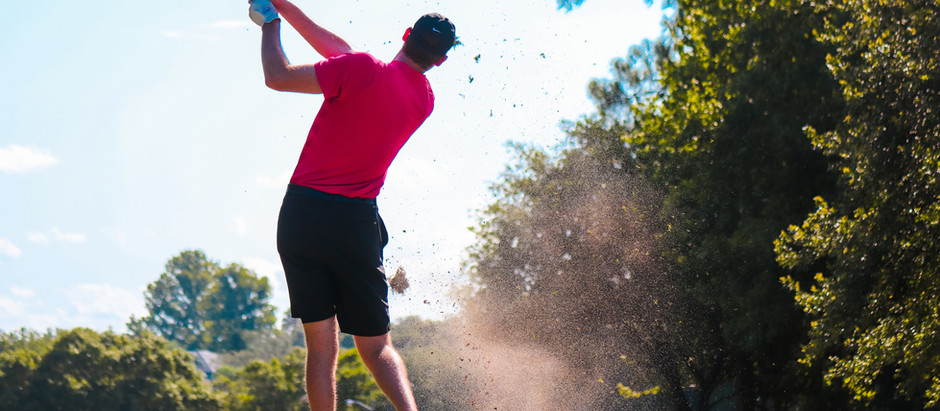 How can using less clubs improve your game?
