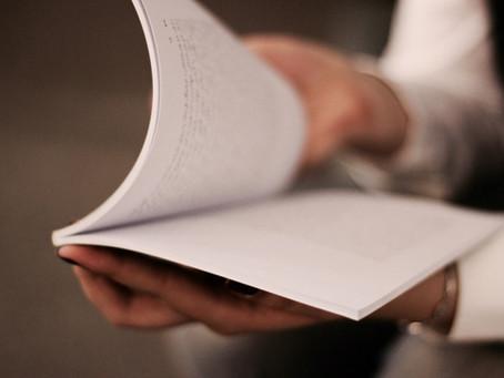 Tanácsok íróknak egy korrektortól – 2. rész: önellenőrzés