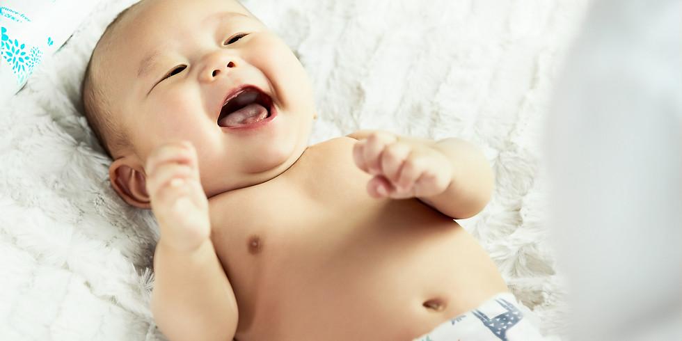 Strong as a Mother Baby Basics E-Class