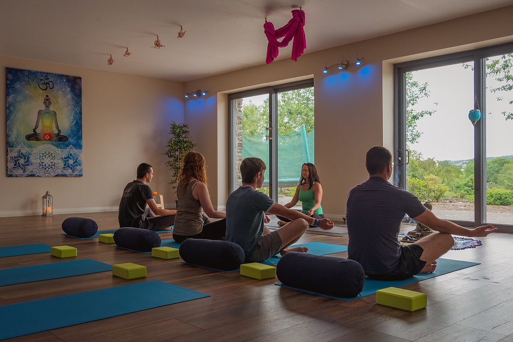 Best Online Yoga Class Platform - we can also integrate Mindbody Scheduling and Memberships