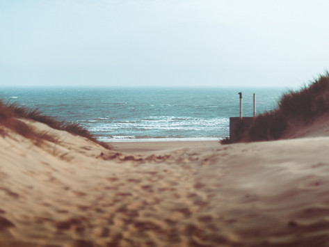 First Travel Since Lockdown: Camber Sands