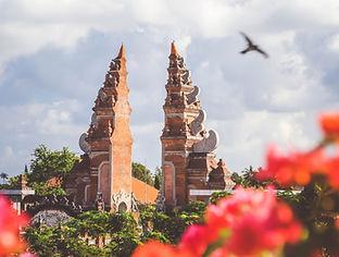 Indonesian landmark, Image by Jeremy Bishop