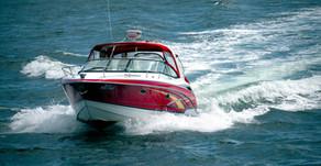 Speed Boat Versus The Tanker
