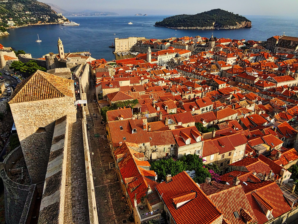 Views from Dubrovnik's Walls
