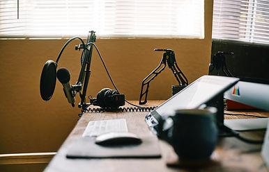 Podcast set