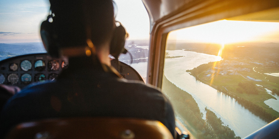 Boston Discovery Flight