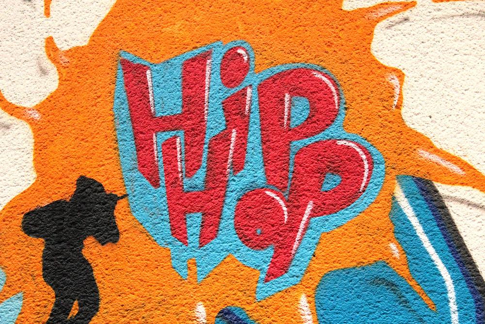 Hip hop art