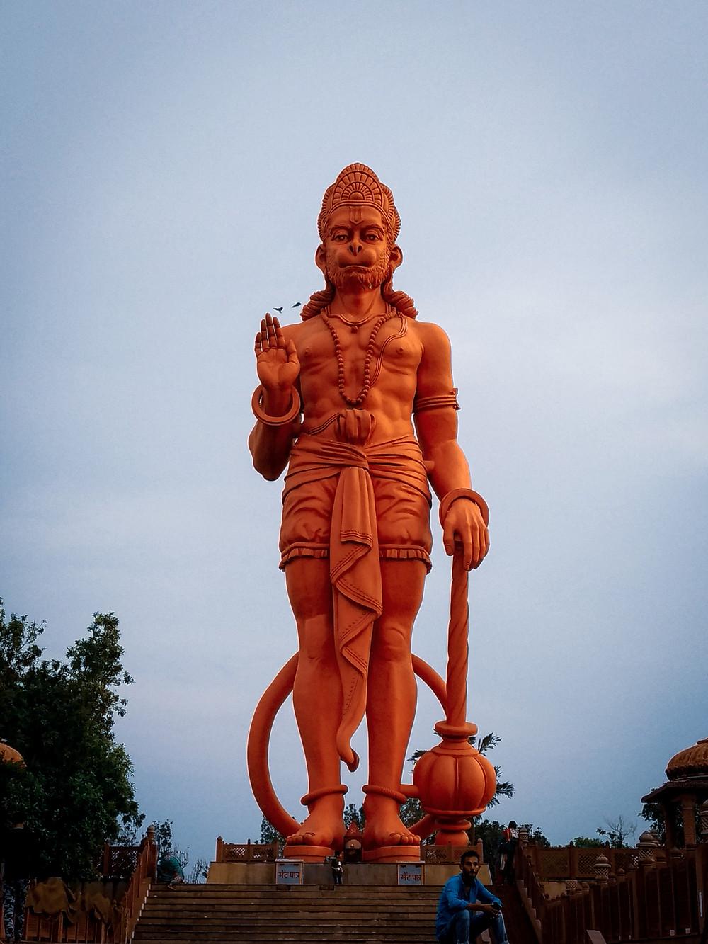 Mantras a Hanuman - Astrología Védica - Ganga Sutaya - Barcelona