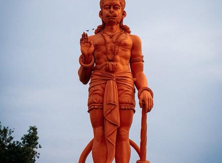 Mantras a Hanuman -