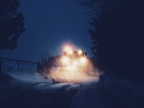 Snow Plows and Strong Leaders