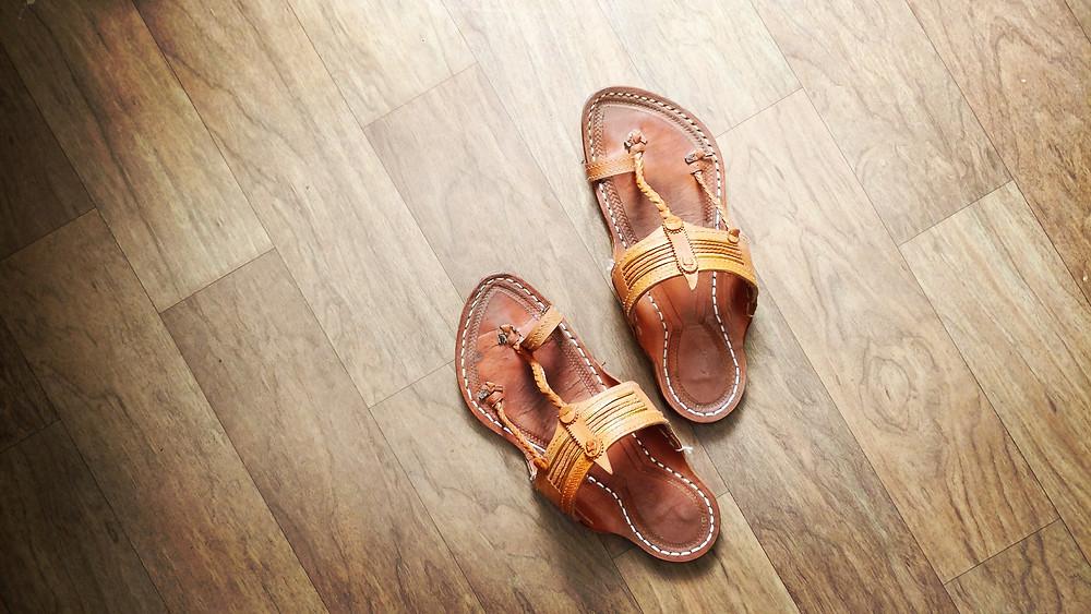 e-Caroline.com | My Mother's Shoes