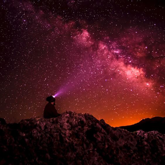 Taller de Vida Consciente 5 - El Aire, la mente y las estrellas.