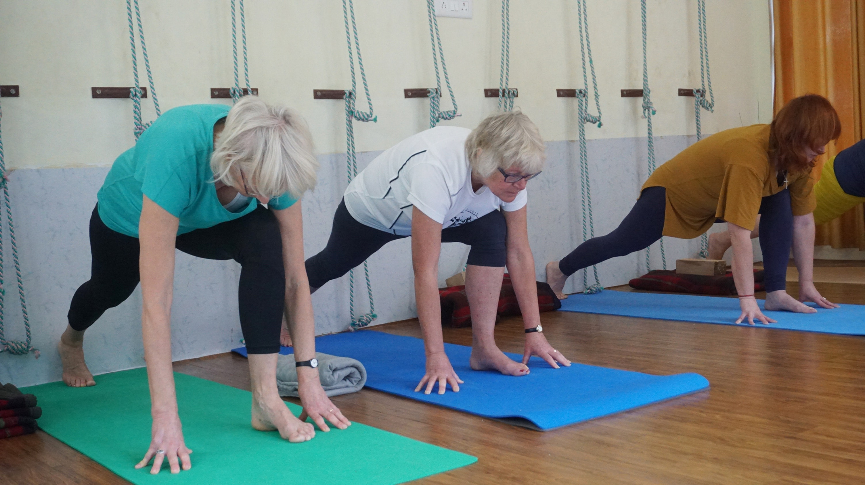 Small Group Yoga