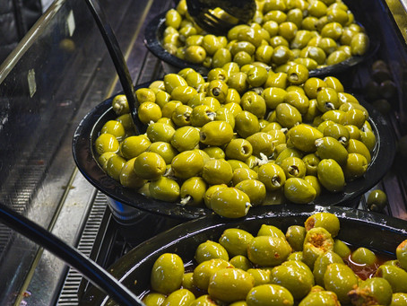 Top 9 Health Benefits of Olives