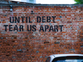 Top 5 Causes of Excessive Personal Debt