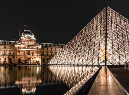 Tour the Louvre!