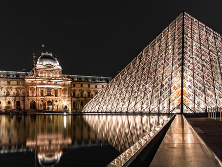 Tour the Louvre!