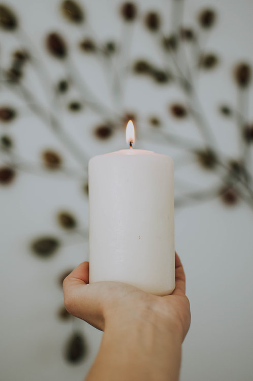 Healing Candle Working