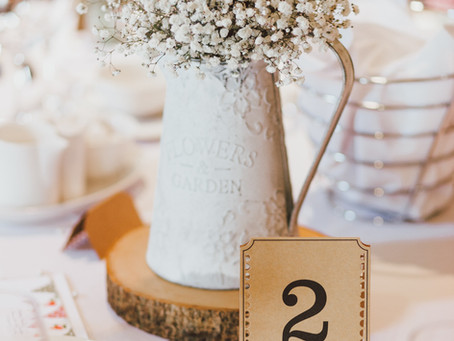 An Expert's Advice on 2020 Wedding Styling Trends