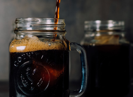 THE ART OF COLD BREW