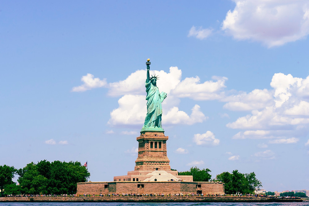פסל החירות, טריפאדוויזר, אטרקציות הכי פופולריות בעולם