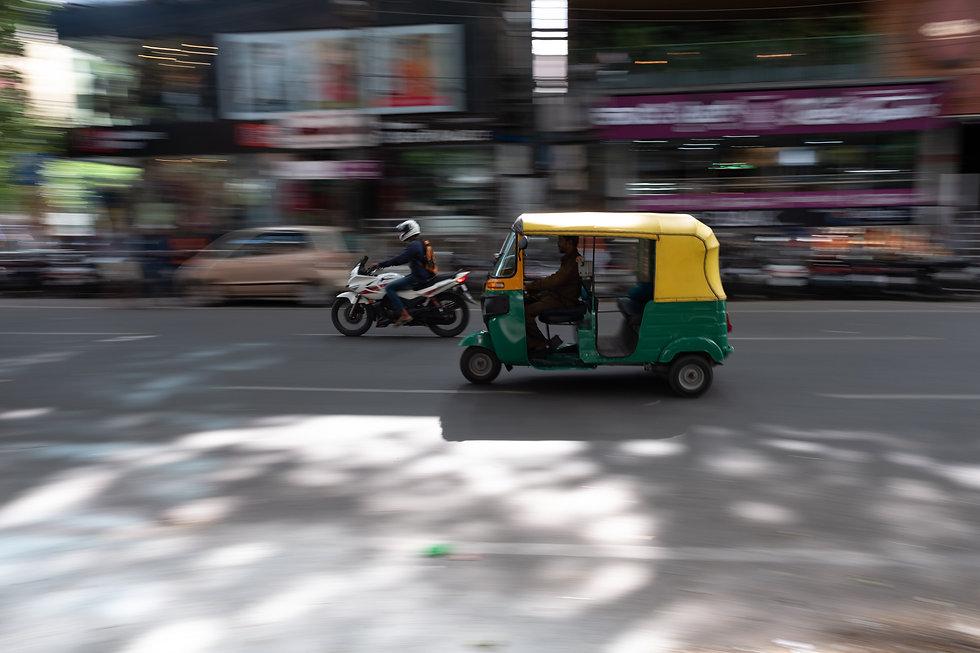 Electric rickshaw consumer research