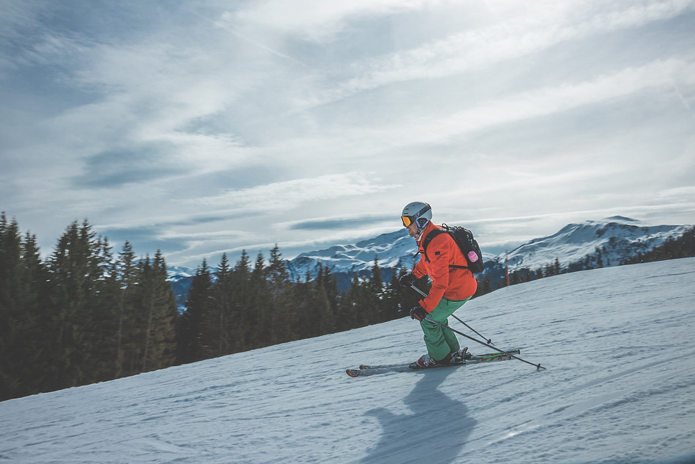 sports therapy for skiing