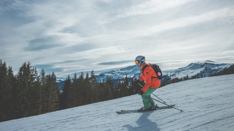 Prep Your Body for Ski Season