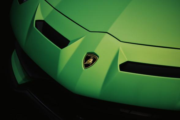 Lamborghini Aventador SVJ Body Kit.